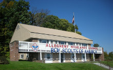 Picture of the Allegheny Highlands Service Center